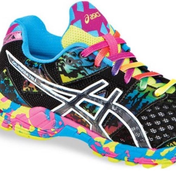 newest 325d6 1fcfe asics Shoes - Asics Gel-Noosa Tri 8, Size 10, Confetti